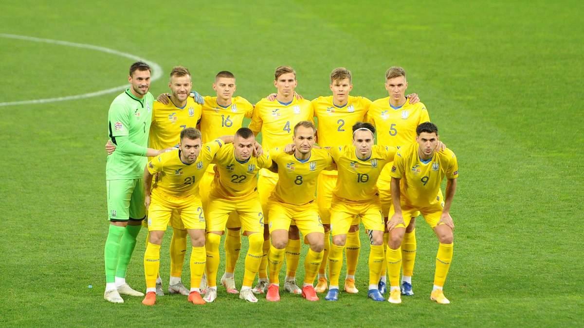 Україна – Іспанія: рахунок і огляд матчу 13.10.2020 – Ліга націй