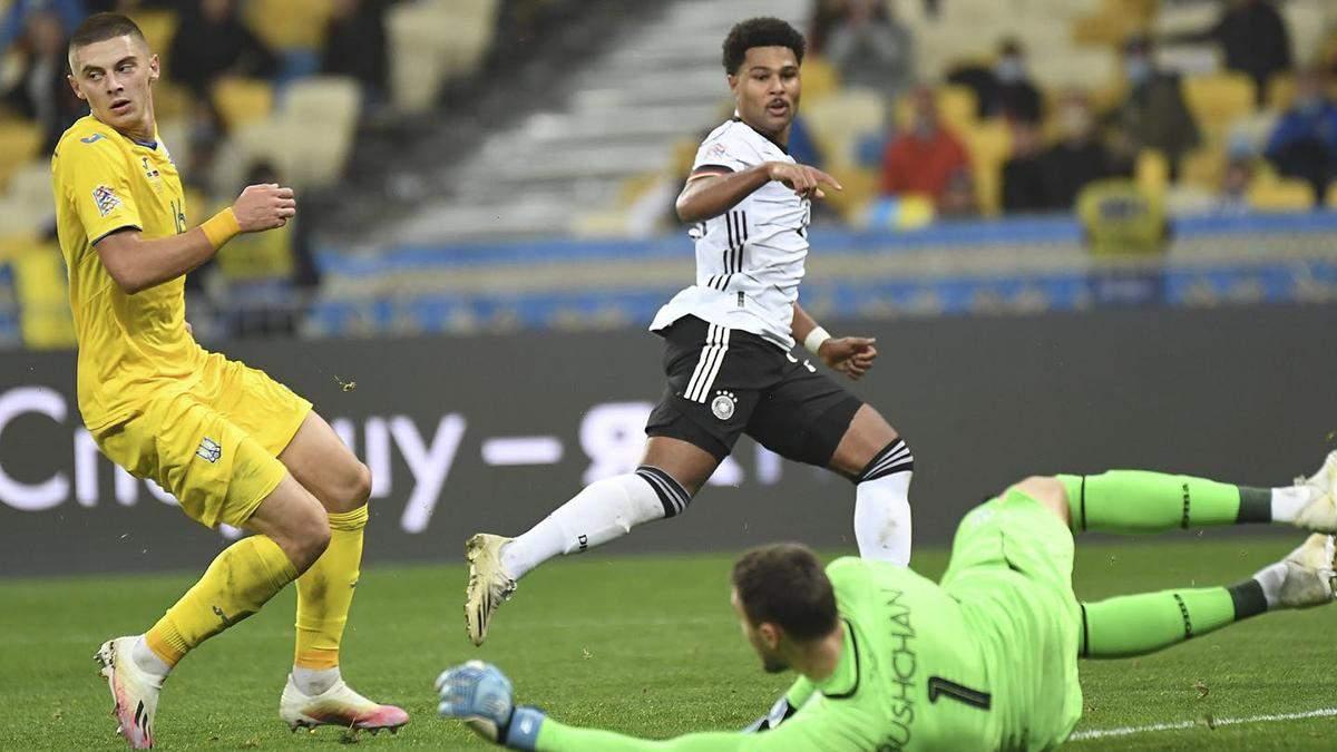 Німеччина – Україна – прогноз і анонс матчу 14 листопада 2020
