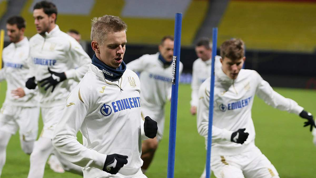 Хто зможе зіграти проти Німеччини: склад збірної України