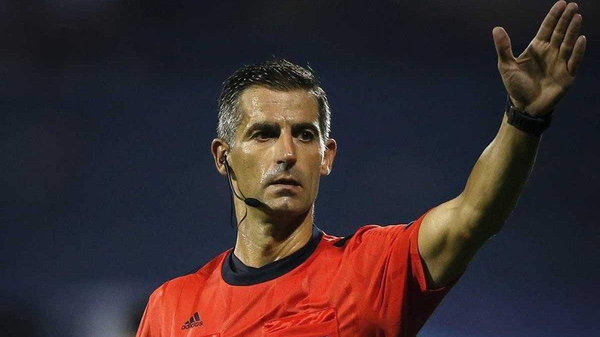 Швейцарія – Україна: в УЄФА призначили арбітра матчу