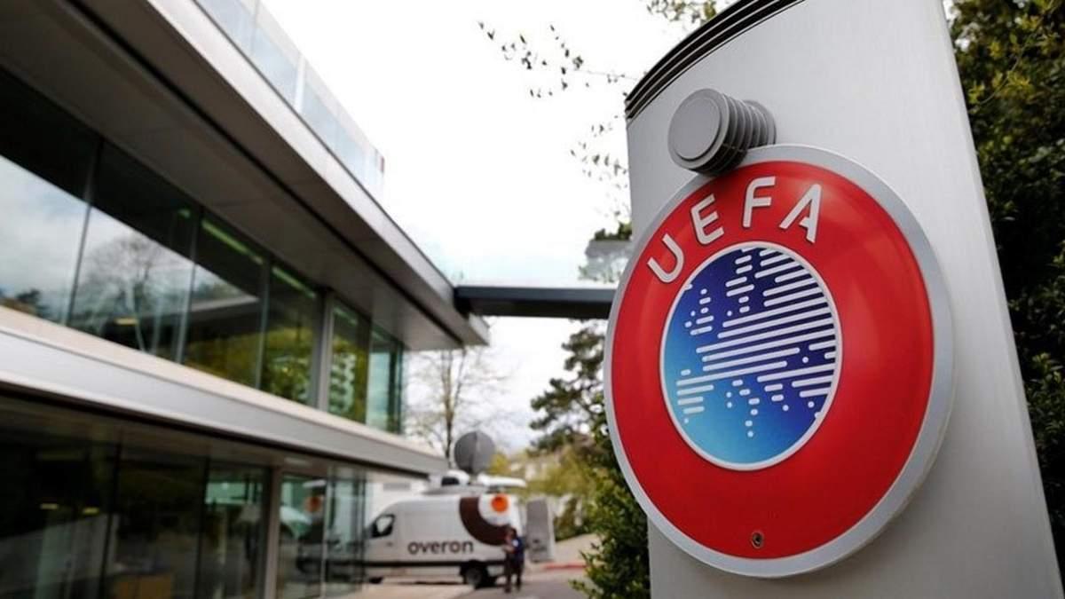 Швейцария – Украина: стала известна дата вердикта УЕФА