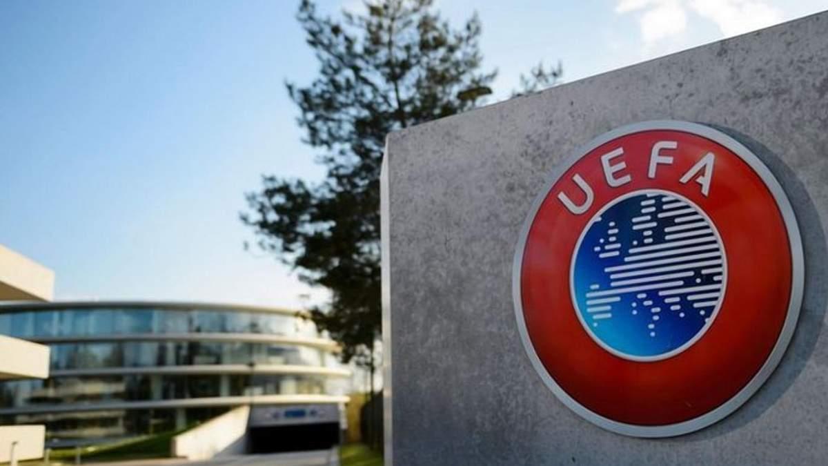 Швейцария – Украина: УЕФА определился со сроками рассмотрения дела