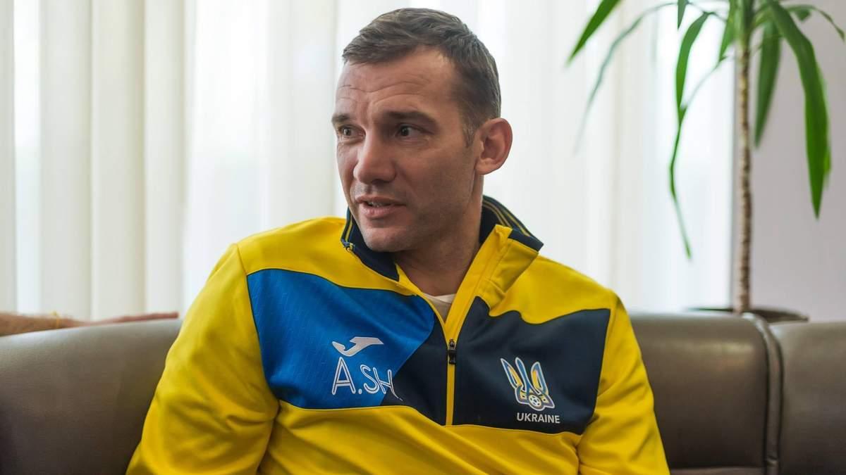 Андрей Шевченко / Фото 24 канала