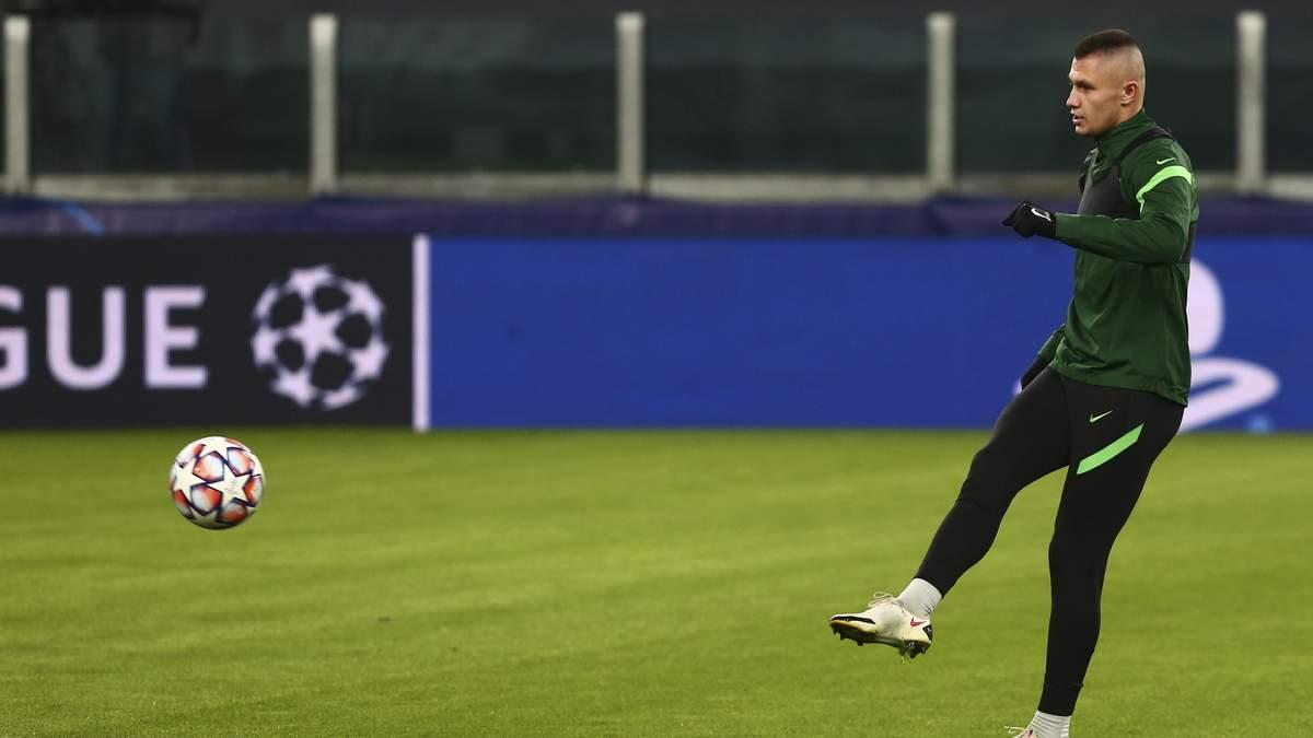Зубков отримав травму: Шевченко викликав його у збірну на матчі відбору ЧС-2022