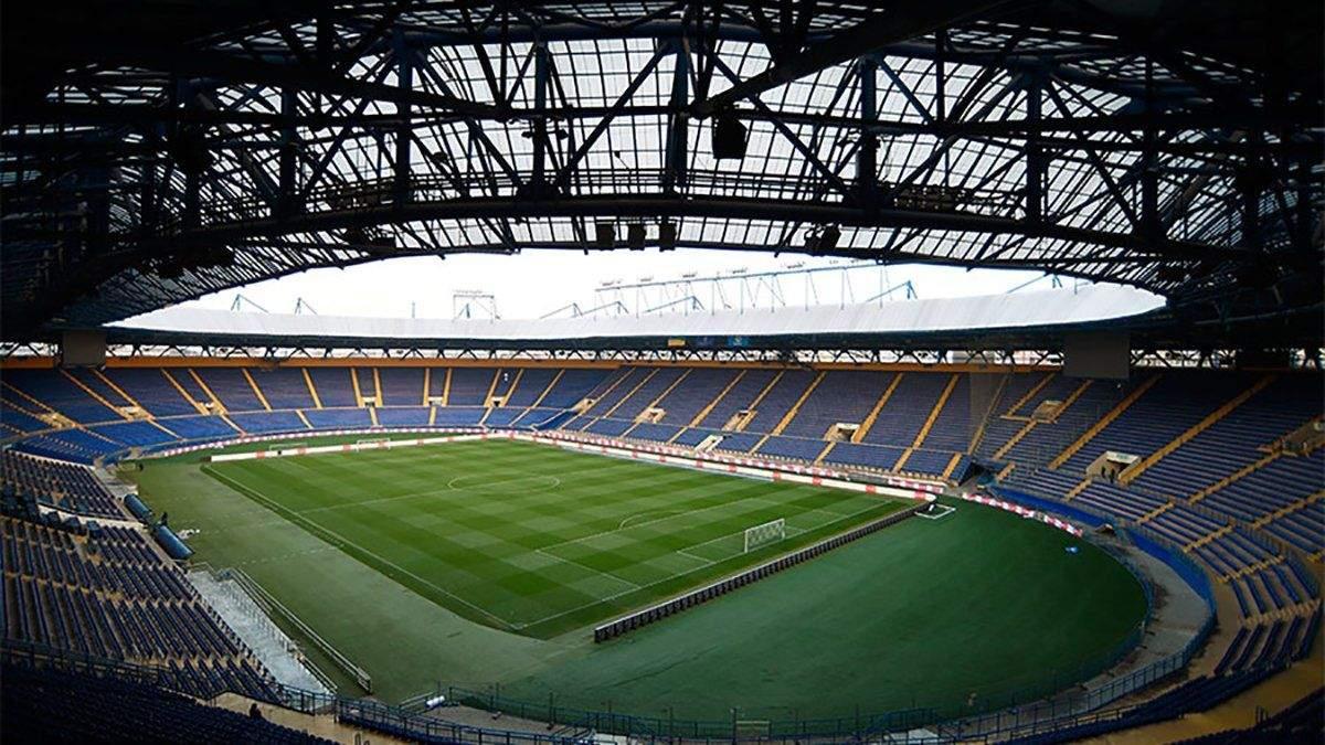 Перед Євро-2020 збірна України може провести всі три поєдинки в одному місті