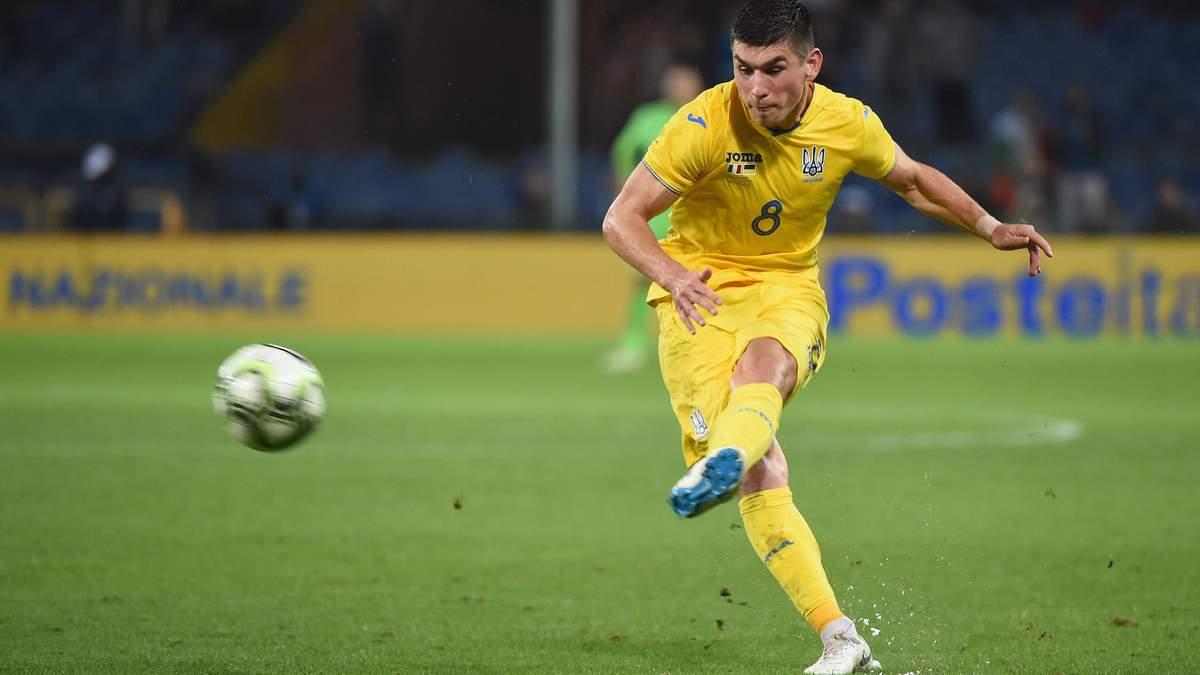 Страшний сон литовців, чеський тріумф, дубль грандам – усі голи Маліновського за збірну