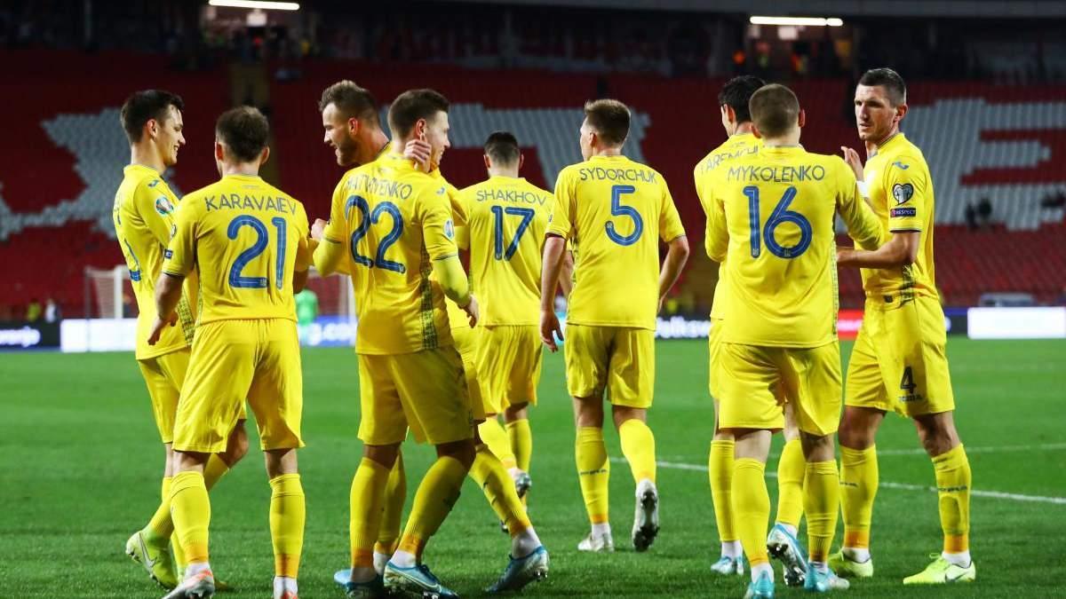 УЄФА розширив список гравців на Євро-2020: Шевченко отримав простір для маневру
