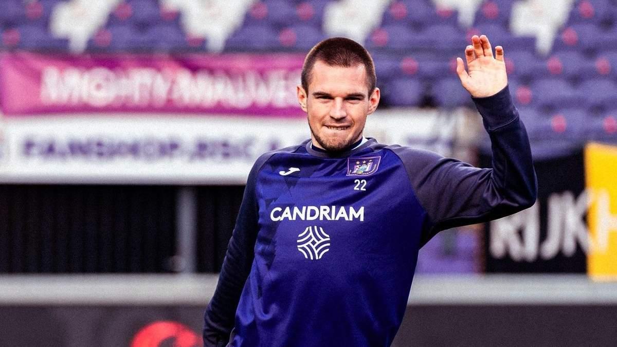 Андерлехт Михайліченка врятувався у диво-матчі – ексдинамівець забив 4 голи: два відмінив VAR
