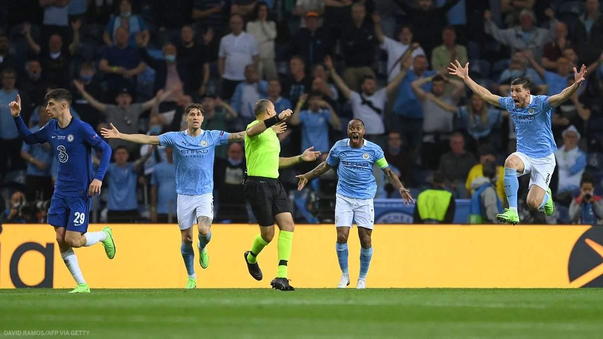 Челсі – переможець Ліги чемпіонів: Зінченко відіграв за Манчестер Сіті весь матч