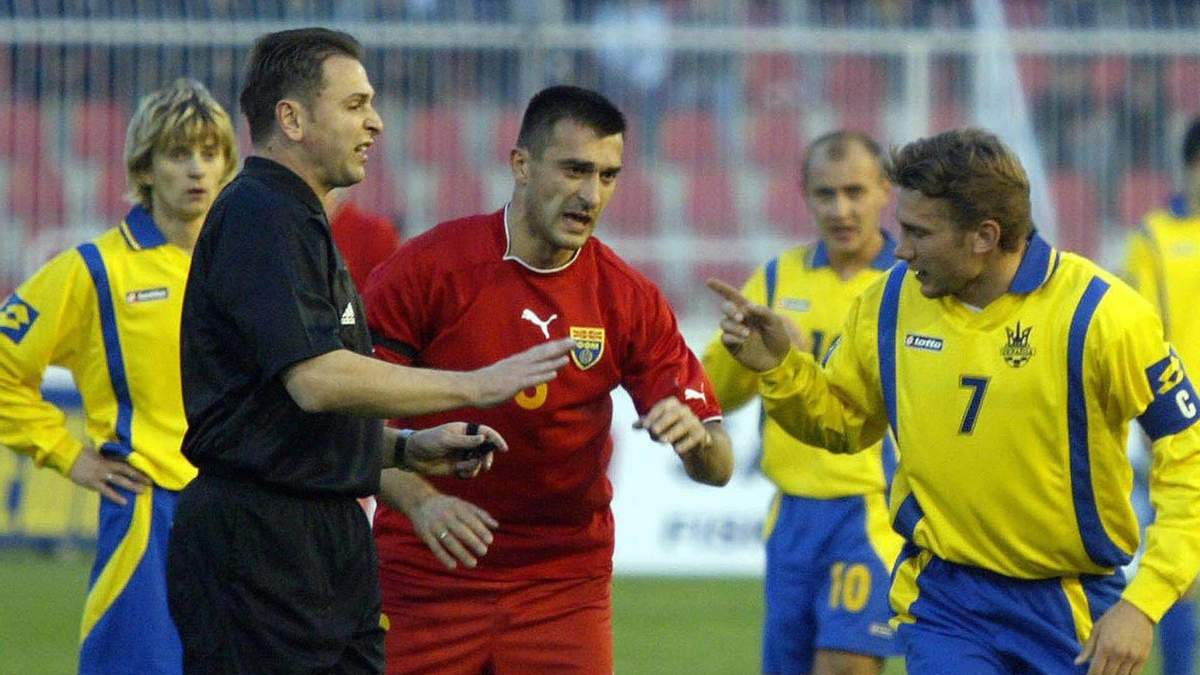 Шевченко залишає поле