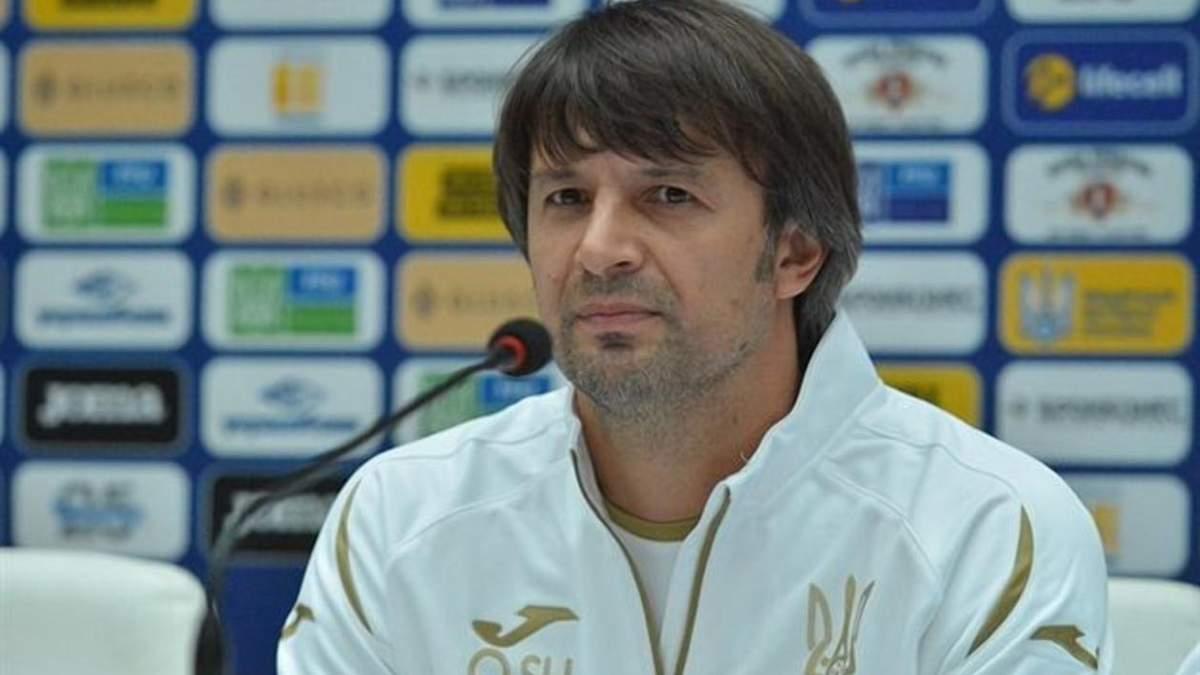 Гру забудуть, а результат залишиться, – Шовковський радіє першій перемозі на Євро