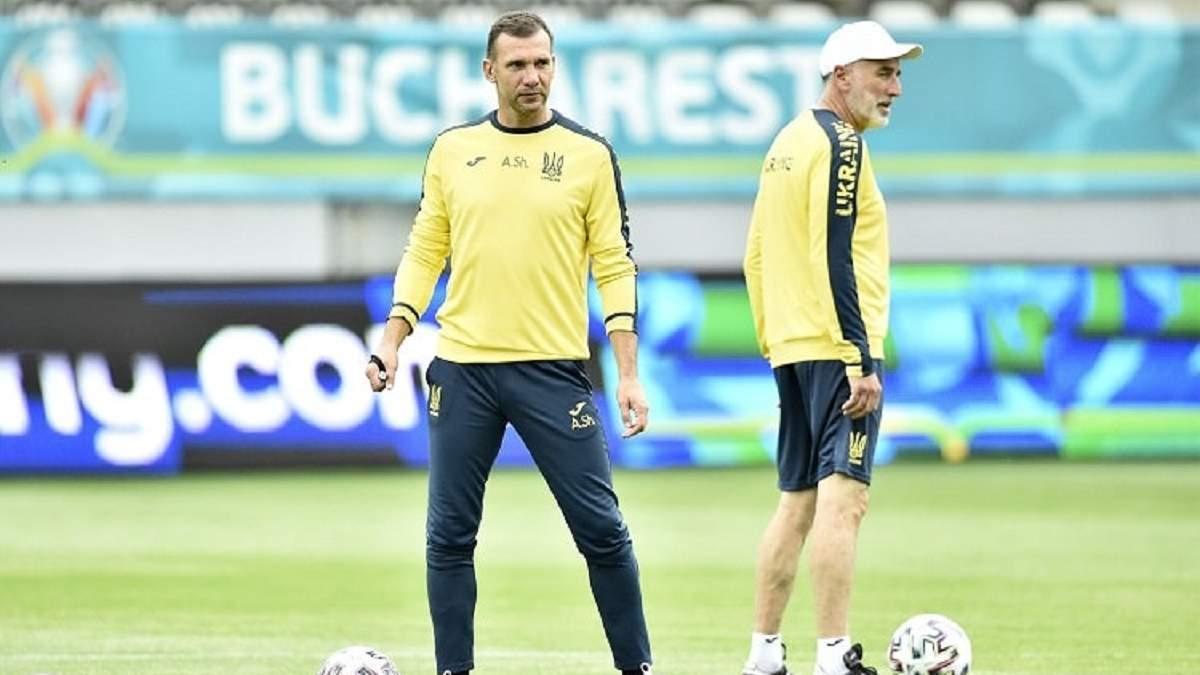 Шевченко перед грою з Австрією назвав головний недолік своєї команди, якого треба уникнути