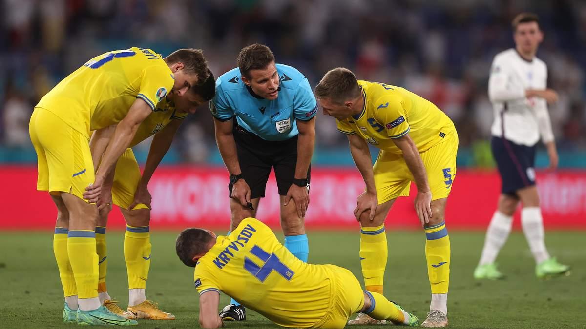 Травма Кривцова зіграла з нами злий жарт, – Сидорчук пояснив провали збірної під час стандартів