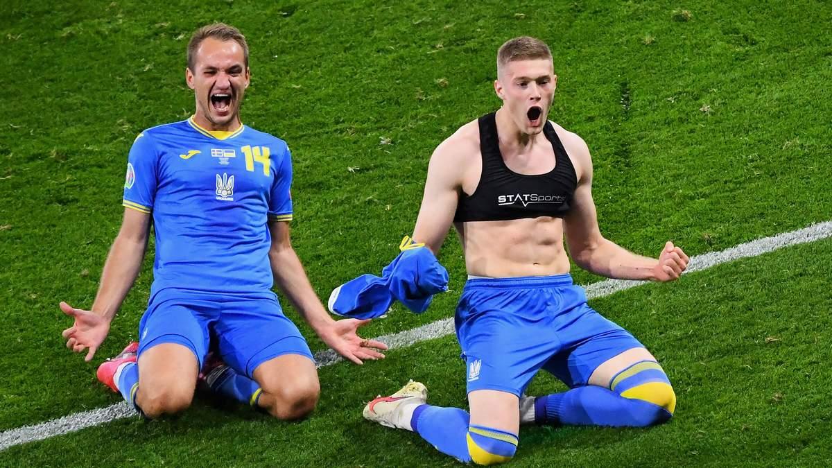 Шевченко не любить, коли нападник випадає з гри, – Довбик про епічний вихід на заміну зі Швецією