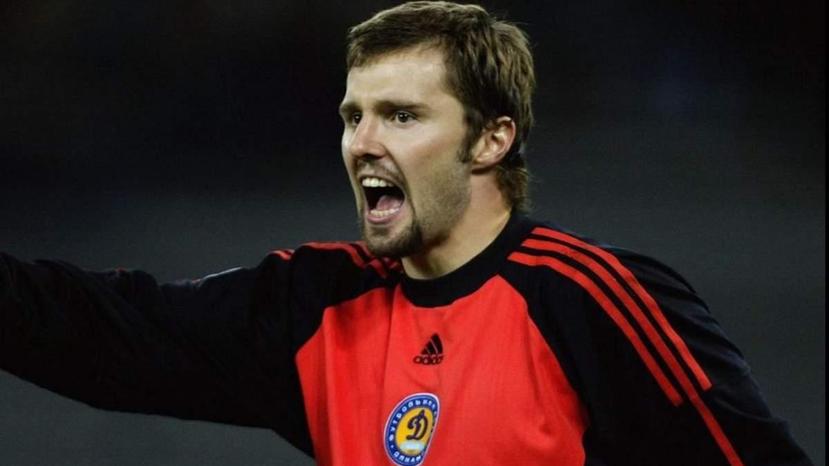 Экс-вратарь сборной Украины сыграл на профессиональном уровне в 46-летнем возрасте - Сборная