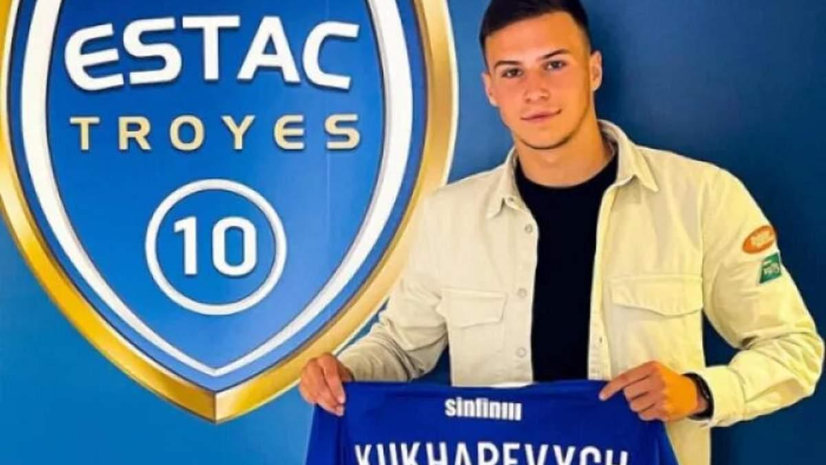 Молодий Кухаревич забив свій перший гол за Труа, який належать City Football Group: відео - 29 июля 2021 - Сборная