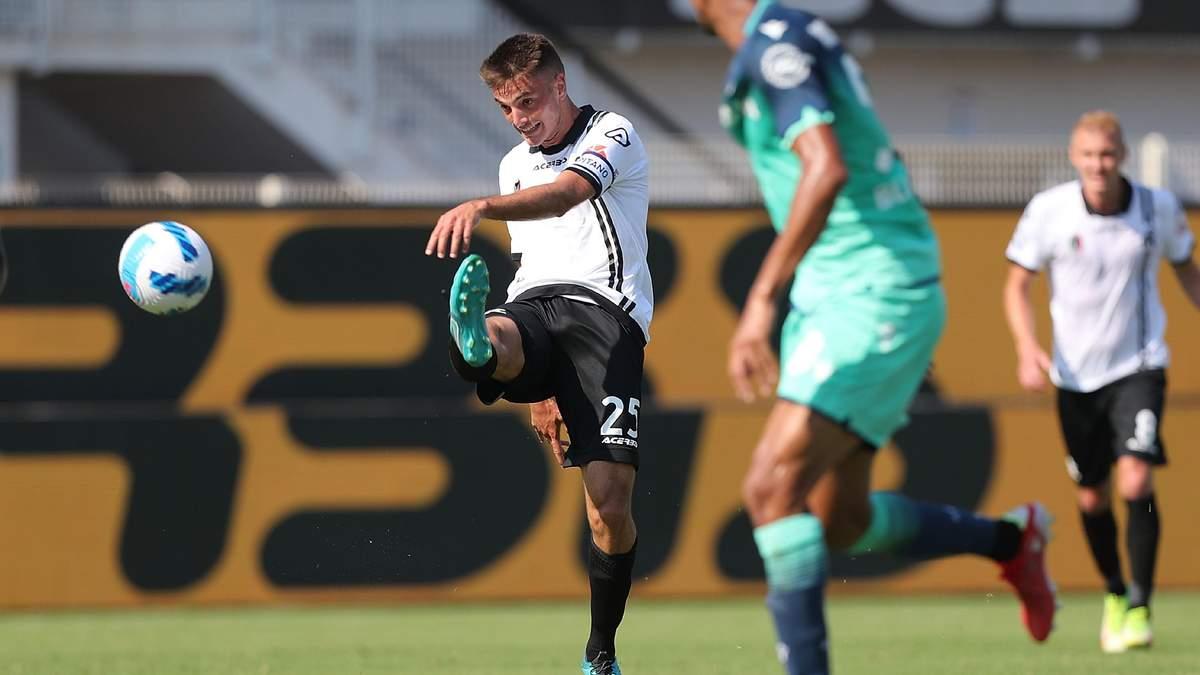 Коваленко дебютував у Серії А – невиразна гра і драматична поразка - Збірна