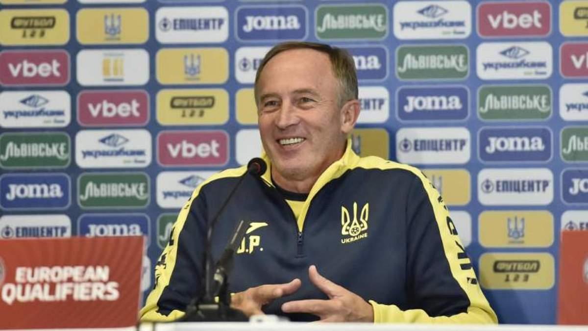 Петраков винен, –зірковий тренер порадив наставнику збірної менше говорити в пресі - Збірна
