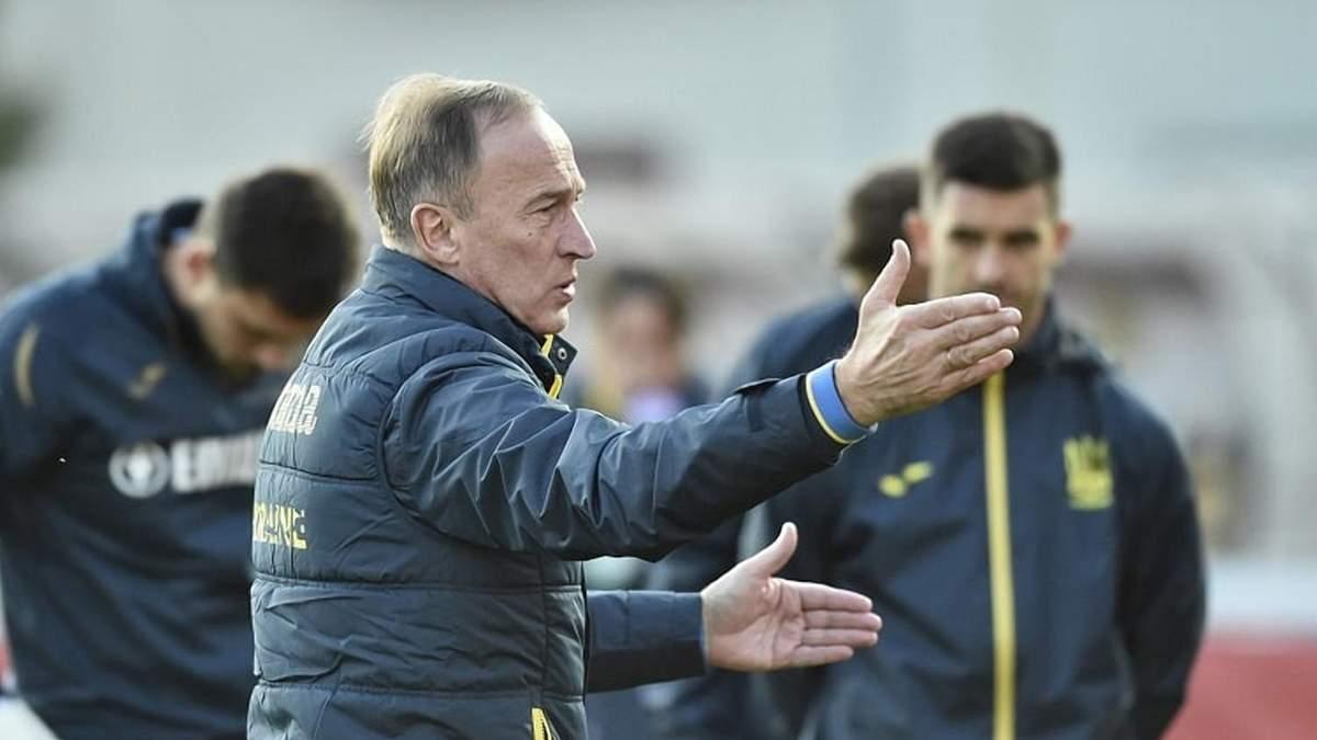 Україна –Боснія та Герцеговина: Петраков оголосив заявку на матч - Збірна