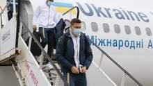 Всі тести збірної на COVID-19 по прибутті в Україну виявилися негативними, – УАФ