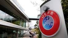 Швейцарія – Україна: стала відома дата вердикту УЄФА