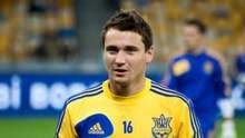 Звездный экс-игрок сборной Украины засветился на тренировке клуба УПЛ