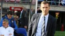 Шевченко отреагировал на скандальное решение УЕФА о техническом поражении сборной