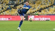 Сидорчук класно розібрався з двома суперниками: відео дриблінгу капітана Динамо