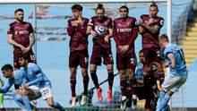 Манчестер Сити проиграл Лидсу – Зинченко лучший среди худших: видео
