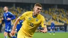 Дебютантом сборной интересуются европейские клубы – ранее речь шла об интересе Динамо и Шахтера