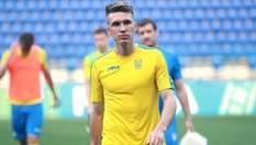 Сидорчук класно прокинув Марлосу поміж ніг: відео тренування збірної перед Австрією