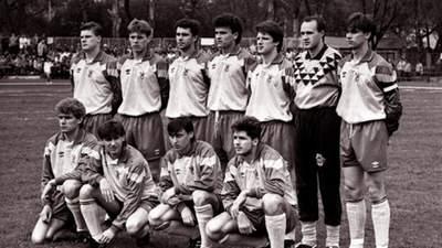 Дата дня: 29 лет назад сборная Украины провела премьерный матч в истории – раритетные фото