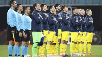Україна –Болгарія: відомо, коли відбудеться товариський матч