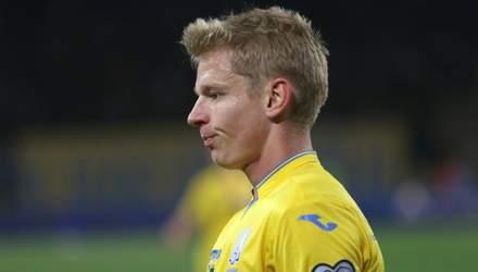 Ключові гравці збірної України отримали ушкодження в матчі з Німеччиною: імена