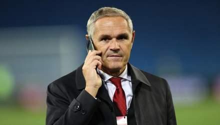 Швейцарія – Україна: директор господарів звинуватив нашу збірну у бездіяльності
