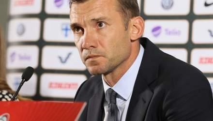 Україна своєю грою заслужила залишитися у вищому дивізіоні Ліги націй, – Шевченко