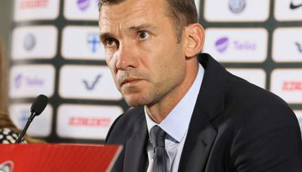 Шевченко – самый младший тренер Євро-2020