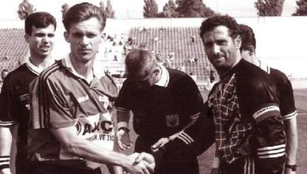 Спортивным принципом просто пренебрегли – первый капитан сборной Украины