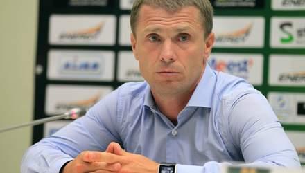 Иногда ругались на поле: Ребров рассказал о взаимоотношениях с Шевченко