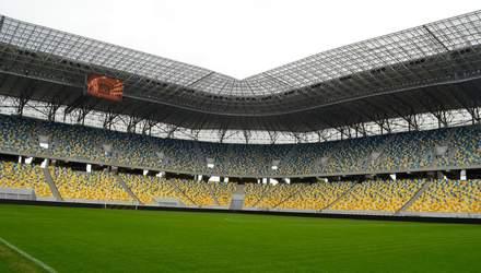ЧС-2022: збірна України може провести два матчі у Львові
