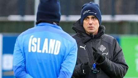 Збірна Ісландії отримала нового тренера: несподіваний вибір