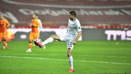 Кравець забив переможний гол у битві з турецьким грандом – шалена розв'язка драматичного матчу