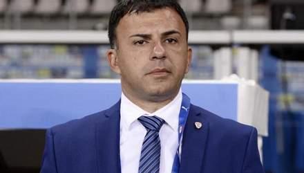 Північна Македонія визначилася з тренером –команда зіграє з Україною на Євро-2020