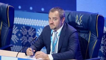 """Швейцария – Украина: Павелко оценил шансы """"желто-синих"""" на восстановление справедливости"""