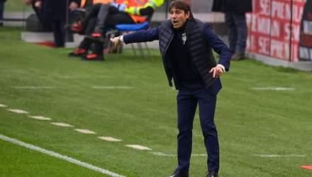Конте мріє повернутися на тренерський місток збірної Італії