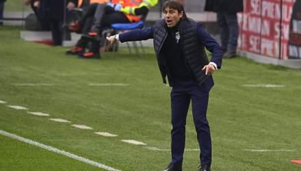 Конте мечтает вернуться на тренерский мостик сборной Италии