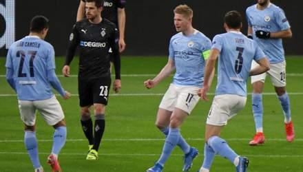 Манчестер Сіті знову перемагає, Зінченко пробивається у чвертьфінал Ліги чемпіонів