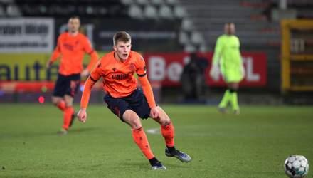 Соболь став повноцінним гравцем Брюгге: бельгійці викупили його у Шахтаря