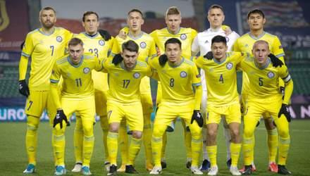 Казахстан оголосив склад на Україну – у списку є наші земляки