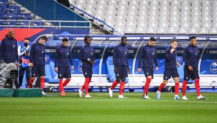 Збірна Франції оприлюднила список гравців – Дешам викликав 26 футболістів